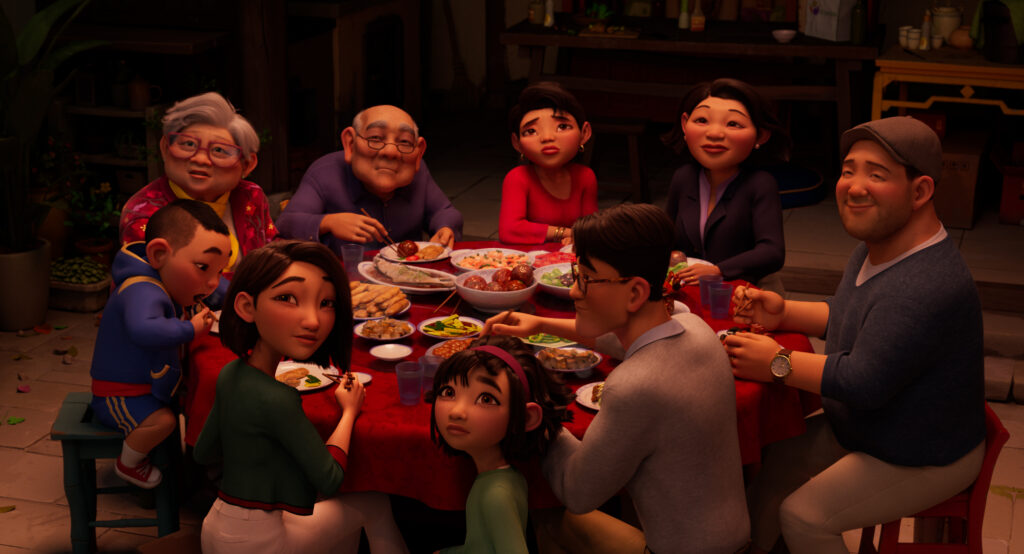 Over The Moon: An Animated Conversation Ken Jeong and Margaret Cho