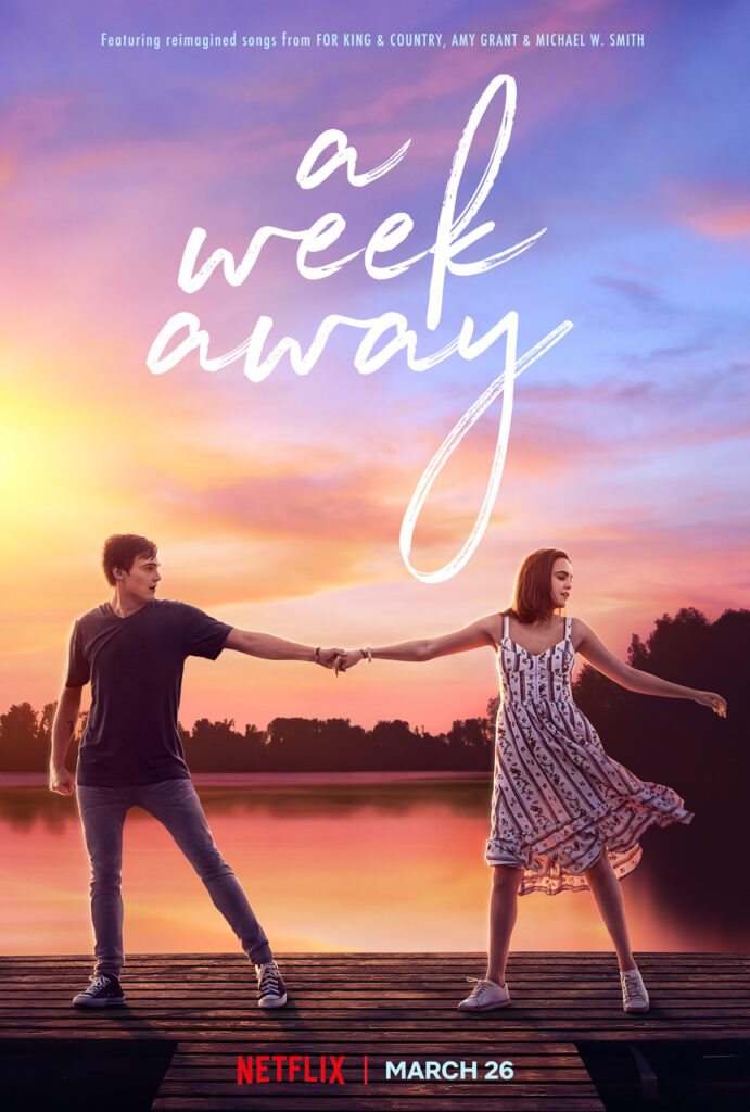A WEEK AWAY is coming to Netflix