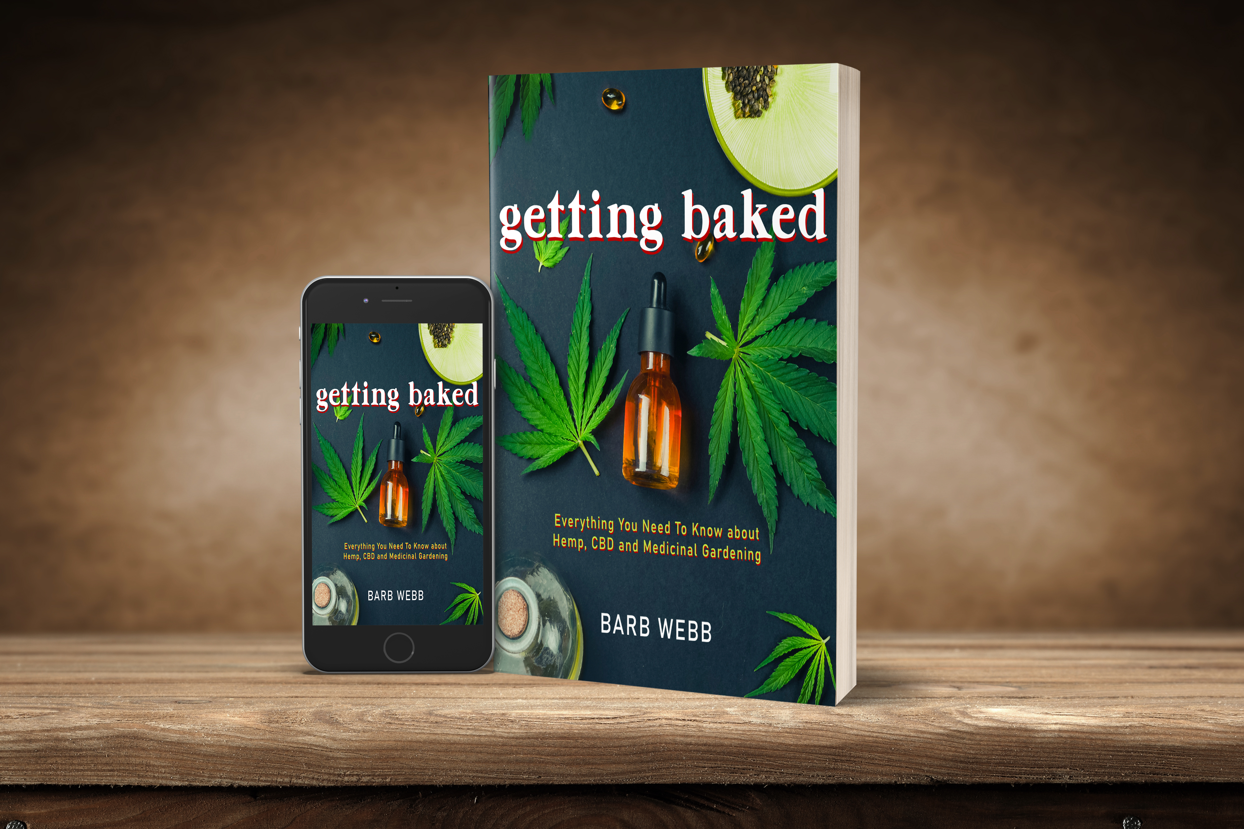 CBD Product Tracker from GETTING BAKED