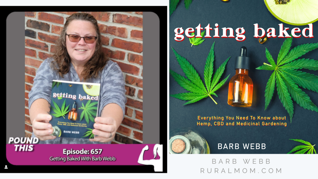 Pound This Podcast - Getting Baked with Barb Webb