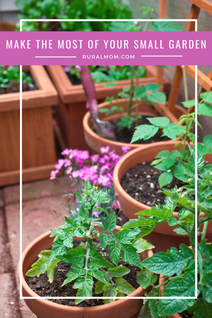 Get the Most out of Your Small Garden Space