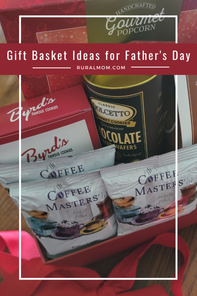 Clever Gift Basket Ideas for Father's Day
